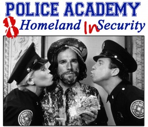 police academy poster 1