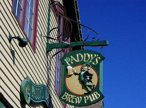 """Not the actual Paddy's Pub in Coma. The actual Paddy's Pub is in a warehouse with no sign outside. Please look for the red and blue light on the side of the building for entrance. Code word """"Justin""""."""