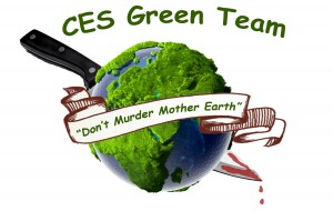 CES green team logo