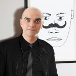 "Coma Futurist Society Opens ""Future of the Moustache"" Exhibit"