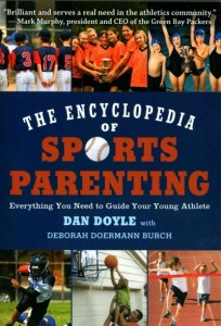 Sports are competitive but not as competitive as parenting.
