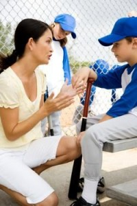 Competitve Momming can only do so much to win when they don't actually like to watch baseball.