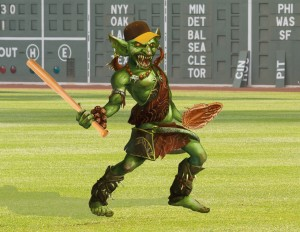 goblin shortstop