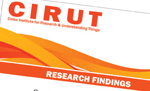 research front page
