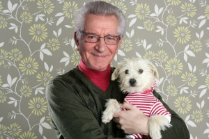 stan and his dog