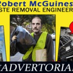 Advertorial: Muckracking for a Living