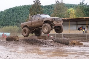 Mud bogging was added to the Coma games and has become one of the most popular additions.