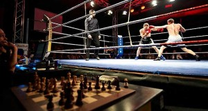 Did you know? Chessboxing originated in London.