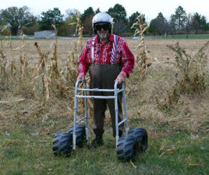 walker-4wheeler