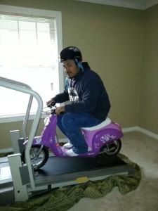 mopedtread