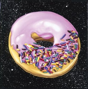 scharf-pink-donut-in-space