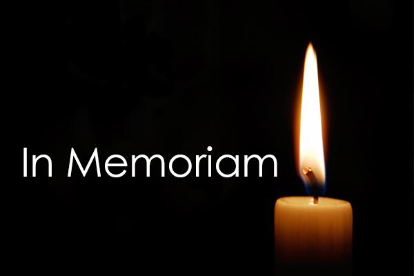 In Memoriam: He Died F...