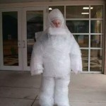 Styrofoam Fever Grips Town