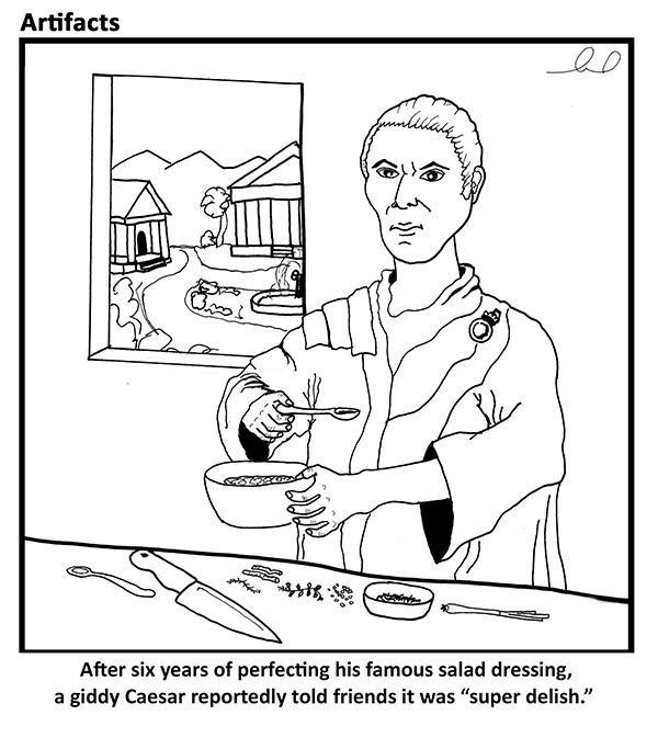 COMA Caesar Dressing 07 18 16