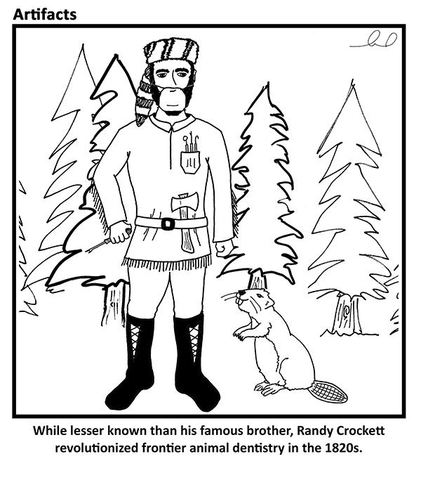 Coma Randy Crockett 04 25 16
